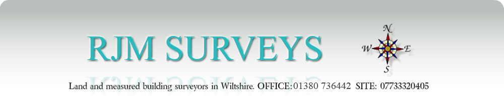 Land surveys. Measured building surveys. GPS surveys.  Setting out. Based in Devizes, Wiltshire.